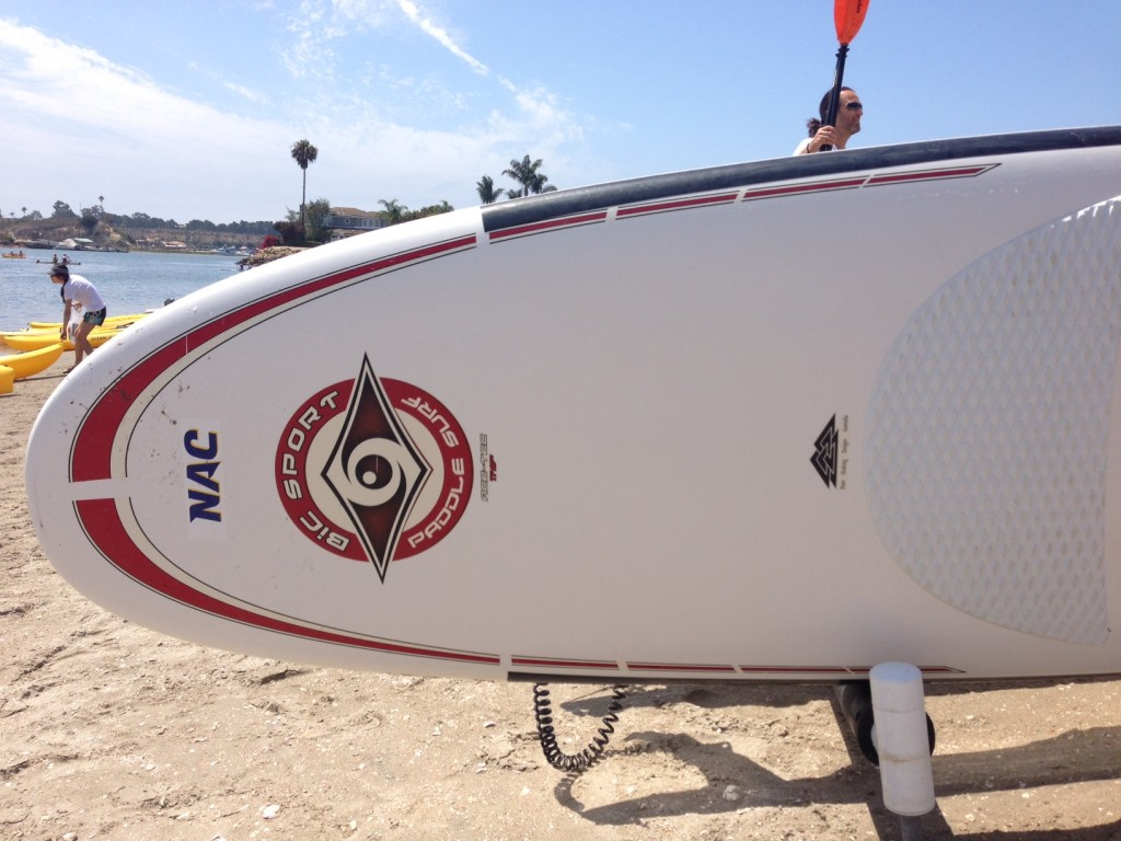BIC Sport Stand Up Paddle Board Rentals