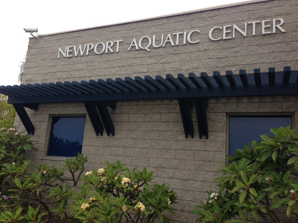 Newport Aquatic Center SUP Stand Up Paddle Board Rentals