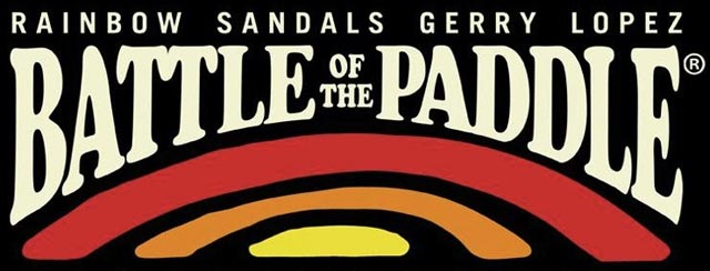 Rainbow Sandals Battle of the Paddle